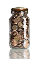 ar full of pennies