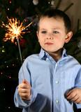 Fototapety cool fireworks