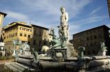 fontaine de vénus piazza della signoria à florence poster