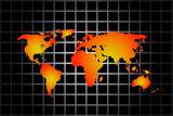 world map - 5391343