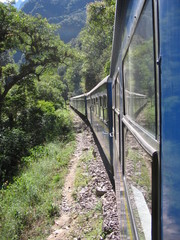 Train andean explorer