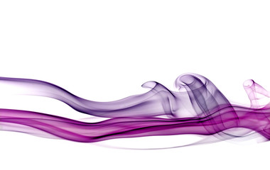abstarct modern smoke background over white