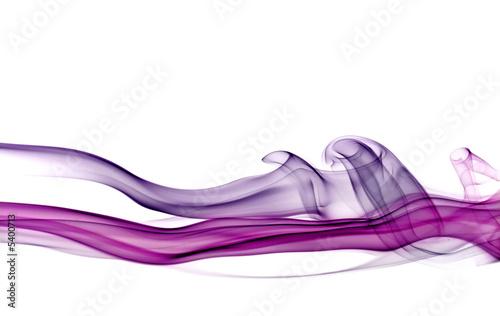 abstarct modern smoke background over white