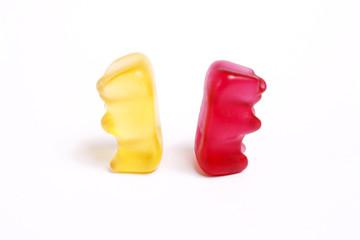 Gummibärchen, Diskussion, Streit