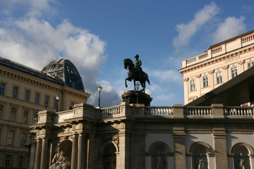 Albertina Palace - biggest museum in Vienna