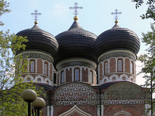 Pokrovskiy is the cathedral