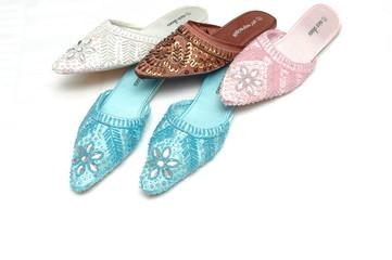 Bunte Damen Schuhe