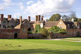 stately home packwood house warwickshire midlands england uk poster