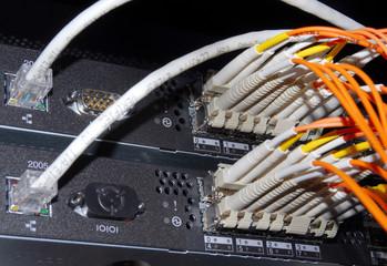 Datacenter gigabit ethernet hightech switch