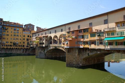 poster of ponte vecchio