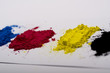 Farbklekse II