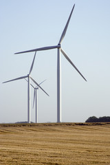 Energie renouvelable - éolienne