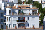 Residential house in southern Spain poster