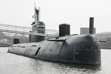 U-Boot als Museumsschiff