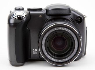 Advanced Point and Shoot 8 Mega Pixel Digital Camera
