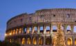 Roma - Colosseo Natale 2007