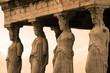 Quadro Athens, Greece - Caryatids, sculpted female figures