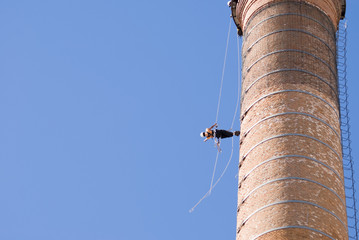 Chimney Workers
