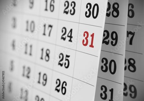 Open calendar - 5467903