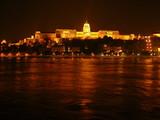Burg Budapest poster