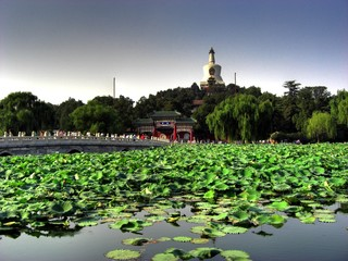 Peking - Beihei Park
