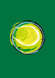 ILLUSTRATION,BALL,FOR,TENNIS