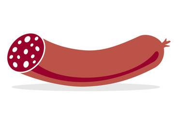 ILLUSTRATION,SAUSAGE