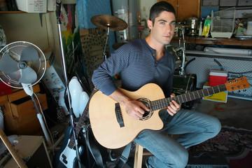 Guitar Musician 3