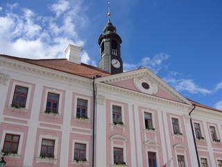 Scandinavian city hall