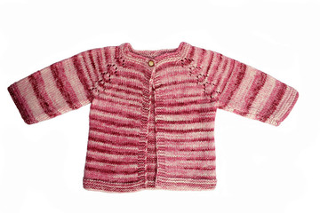 handmade baby cardigan II