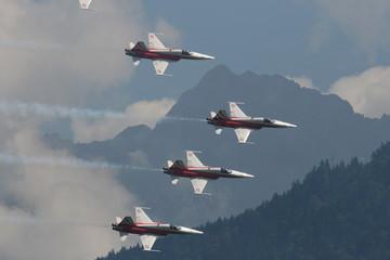 Pattuglia svizzera