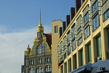 Leipzig Innenstadt