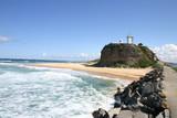Nobbys Lighthouse - Newcastle Australia poster