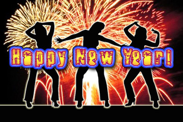 Silvestergirls Happy New Year!