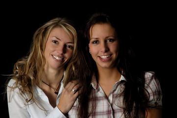 Portraitfoto Geschwister