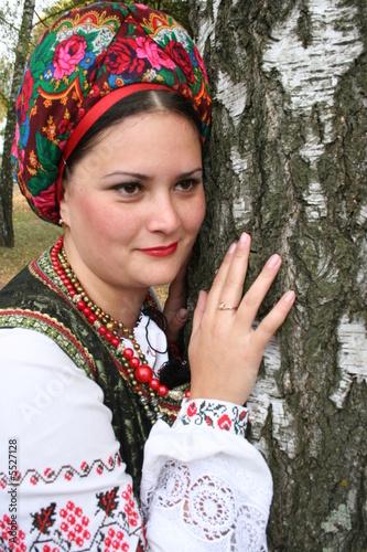 Украинские тетральные народные