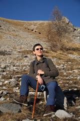Marche en montagne