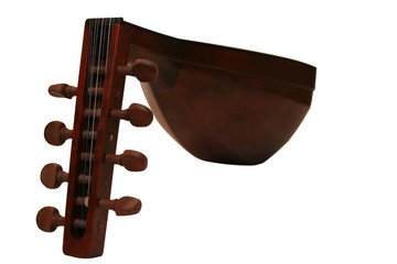 Ukrainian national instrument-Kobza.