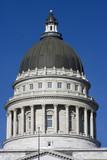 Salt Lake City, Utah - State Capitol. poster