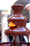 Chocolate Fountain Fondue
