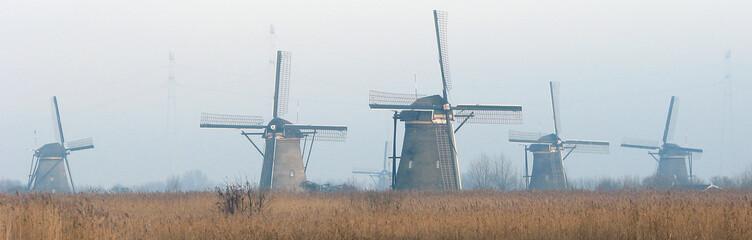 Pays-bas - Kinderdijk