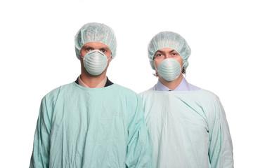 nurses team