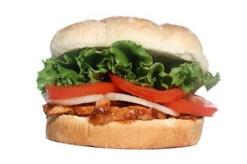 Sandwich - BBQ Pork