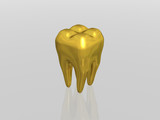 golden tooth poster
