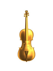 golden violin