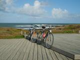 Vacances en vélo poster