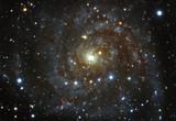 The Hidden Galaxy IC342 - Fine Art prints