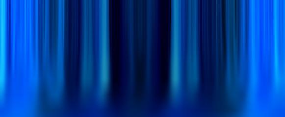 escenario azul