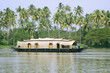 houseboat cruise through the backwaters, kerala, india