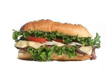Sandwich - Steak